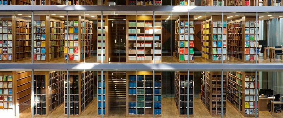 Oberverwaltungsgericht Für Das Land Nordrhein Westfalen Bibliothek